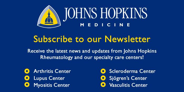 Johns Hopkins Scleroderma Center